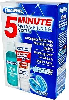 Plus White 5-Minute Speed Whitening System Improved Formula
