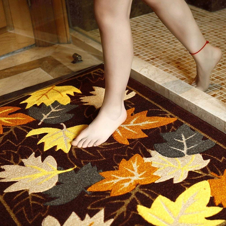 Door Matt Indoor Non Slip Hard Wearing Barrier Mat Thick Suede Mattress Bedroom Kitchen Doorway Living Room Bedside Mat Bathroom Entrance Hall Mat Pad, Kejing, c