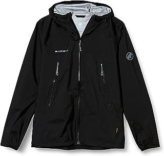 [Mammut] ハードシェルジャケット マサオ ライト ハードシェル フーデッド ジャケット アジアンフィット メンズ