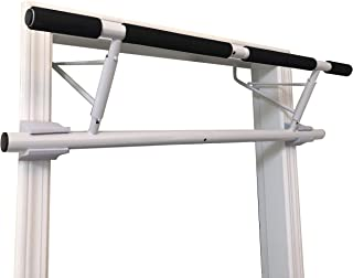 SHAMROCK TRIPLE GYM Folding Pull Up Bar, No Assembly Required, Folds Flat & Comes Apart for Travel Or Storage, USA Shipping and Warranty