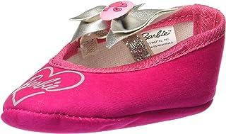 Barbie Baby-Girl's Bbpgbo2166 Booties