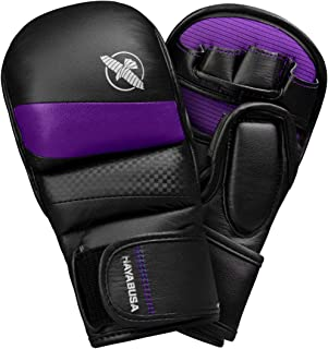Hayabusa | T3 Hybrid 7oz Kickboxing and MMA Gloves | Men and Women