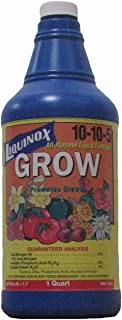 Liquinox 10-10-5 Grow, 1 quart
