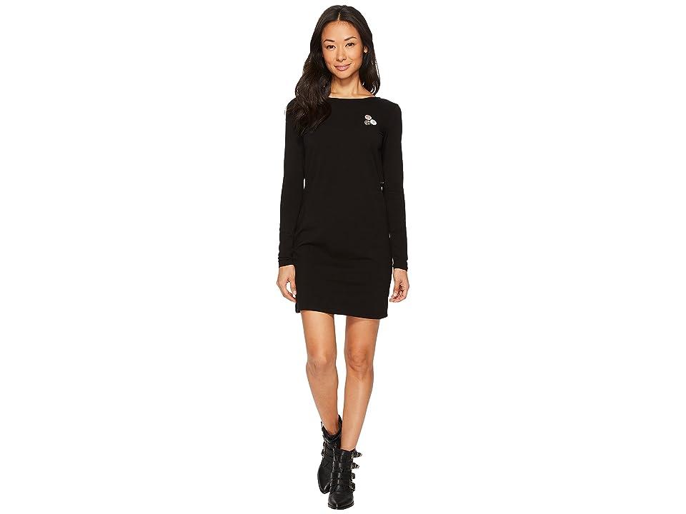 Obey Ritchie Dress (Black) Women