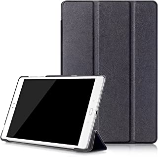 Kepuch Custer Case for ASUS Zenpad 3S 10 Z500M,Ultra-Thin PU-Leather Hard Shell Cover for ASUS Zenpad 3S 10 Z500M - Black