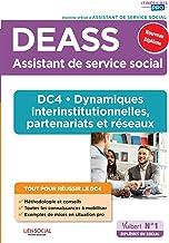 Livres DEASS - DC4 Dynamiques interinstitutionnelles, partenariats et réseaux - Assistant de service social - Nouveau diplôme PDF