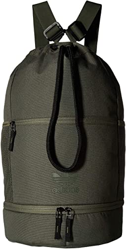 b185858760a8 adidas Originals. Originals Equipment Blocked Backpack.  27.99MSRP   55.00.  Major Black