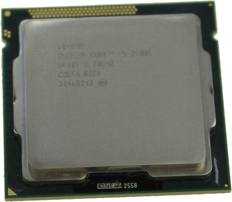 INTEL CORE Super sale period limited I5-2500S 2.7GHZ-3.7GHZ 6MB LGA1155 Quad 65W CPU Japan Maker New