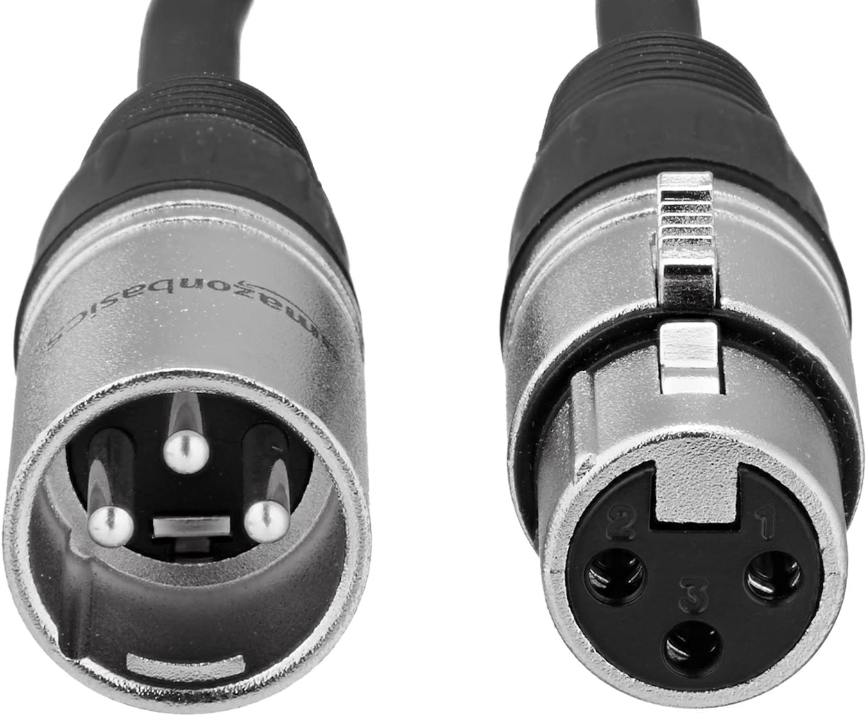 2 Channel Passive Ground Loop Isolator /& Hosa GLT-255 XLR Female to XLR Male Ground Lift Hum Stopper Compact Mini Hum Eliminator Box