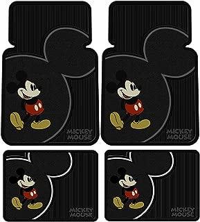 mickey mouse car mats