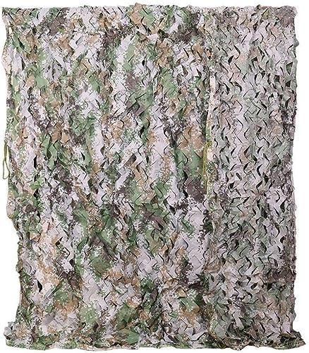 LXJJDGF Abat-Jour, Abat-Jour Estival, Filet De Montagne Vert, Filet De Camouflage, Abat-Jour en Filet