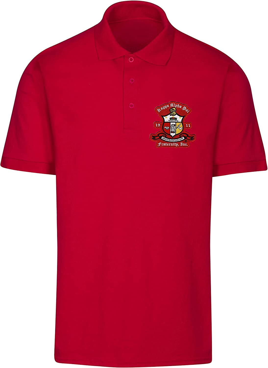 Kappa Alpha Psi Polo Complete Free Shipping All items in the store Shirt
