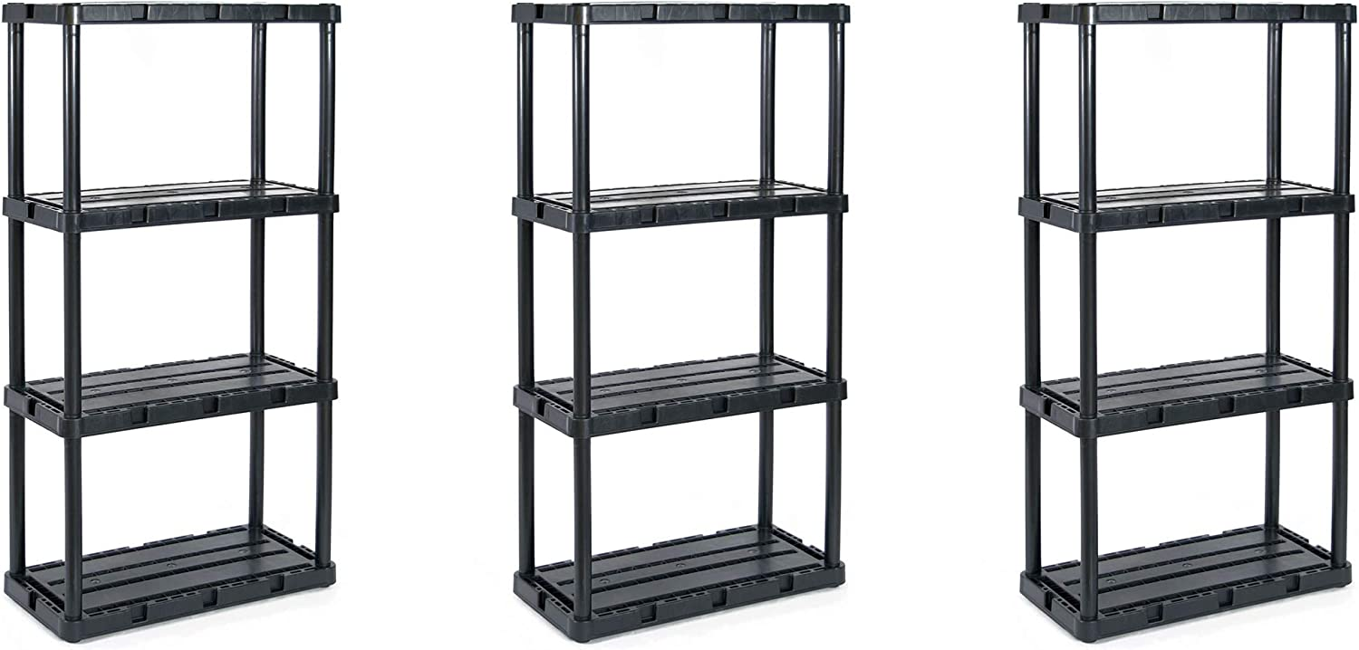Gracious Living 91089-1C 24 x 12 33 Clearance SALE Limited time Fixed Inch Super sale A H Shelf Knect