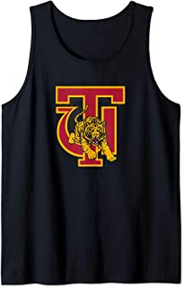 Tuskegee University Golden Tigers NCAA PPTUS01 Tank Top