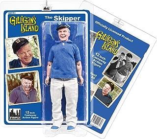 Gilligan's Island 12 Inch Action Figures Series 1: Skipper