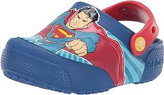 Crocs Boy's Fun Lab Superman Lights Clog
