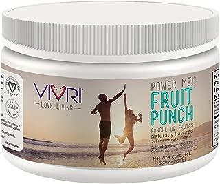 Power Me by Vivri - Fruit Punch 30 Servings 5.29 Oz