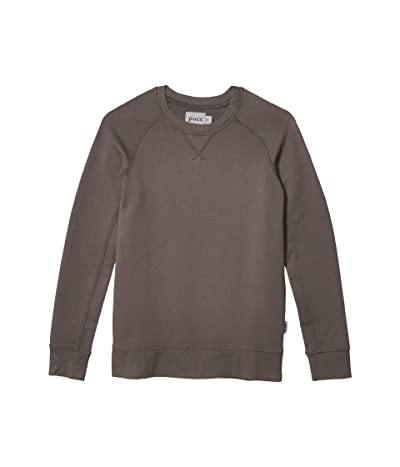 PACT Organic Cotton Essential Sweatshirt (Pewter) Women