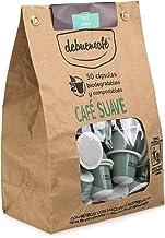 debuencafé. 50 cápsulas compostables de café ecológico