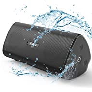 AY Portable Wireless Bluetooth 4.2 Speakers 30W with HD Stereo Sound, Extra Bass, Waterproof...