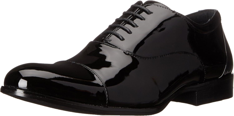 Stacy Adams Men's Gala Tuxedo Oxford, schwarz Patent, 10 10 W US  Angebot speichern