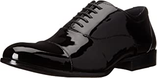 Men's Gala Cap-Toe Tuxedo Lace-Up Oxford Shoe
