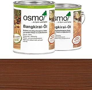 Osmo Bangkirai-Öl Dunkel 0,75 l - 11500063