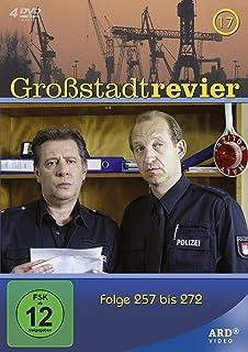 Großstadtrevier: Vol. 17 / Staffel 22 / Folgen 257-272 / Amaray