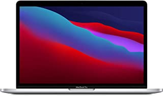 Novo Apple MacBook Pro (de 13 polegadas, Processador M1 da Apple com CPU 8‑Core e GPU 8‑Core, 8 GB RAM, 256 GB SSD) - Prat...