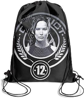 SUITPANRe Clear Drawstring Backpack Rock Album Cover Dancing Bag Sports Travel Sack Pack for Men Women