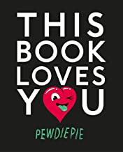 pewdiepie this book loves you