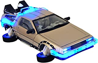 DIAMOND SELECT TOYS Back to The Future 2 Hover Time Machine Electronic Vehicle