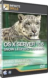 OS X Server 10.6 Snow Leopard Training DVD