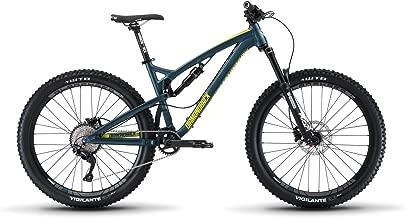 Diamondback Bicycles Release 1 Full Suspension Mountain Bike, Blue, 15.5