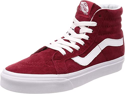 Zapatilla VANS SK8 HI Reissue Pig Suede Scooter True