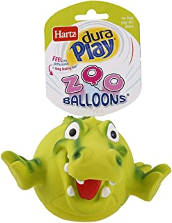 Hartz Zoo Balloons Dog Toy (Colors/Styles Vary)