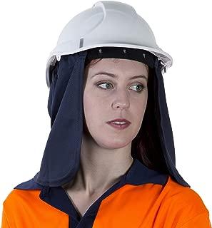 UVeto Attach-A-Flap 100% Cotton Hard Hat Accessory