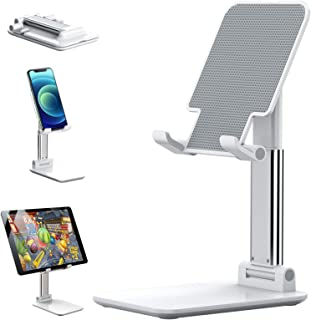 Cell Phone Stand, Tenlamp Angle Height Adjustable Cell...