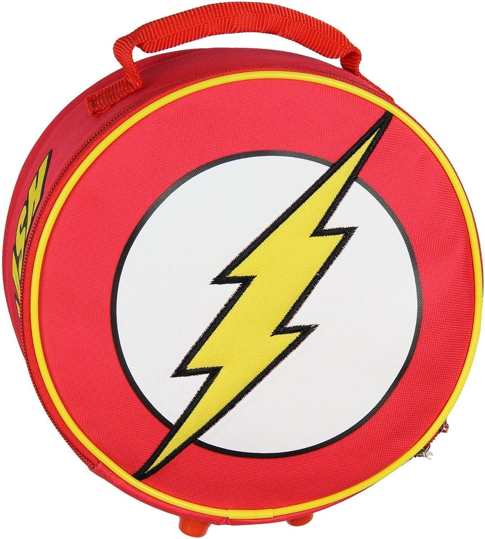 DC Comics Flash Soft Kit Kühltasche Circle Tasche Lunch Box B07F47ZK7L | Neuankömmling