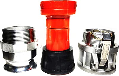 Top Rated in Industrial Fire Hose Nozzles