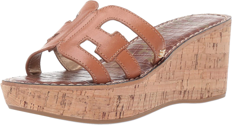 Sam Edelman Womens Regis Heeled Sandal