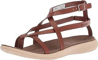 Women's Duskair Seaway Thong Leather Sandal