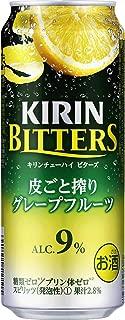 キリンチューハイ ビターズ 皮ごと搾りグレープフルーツ [ チューハイ 500mlx24本 ]