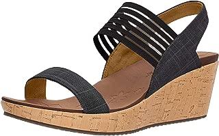 Skechers Women's Beverlee-Smitten Kitten Fashion Sandals