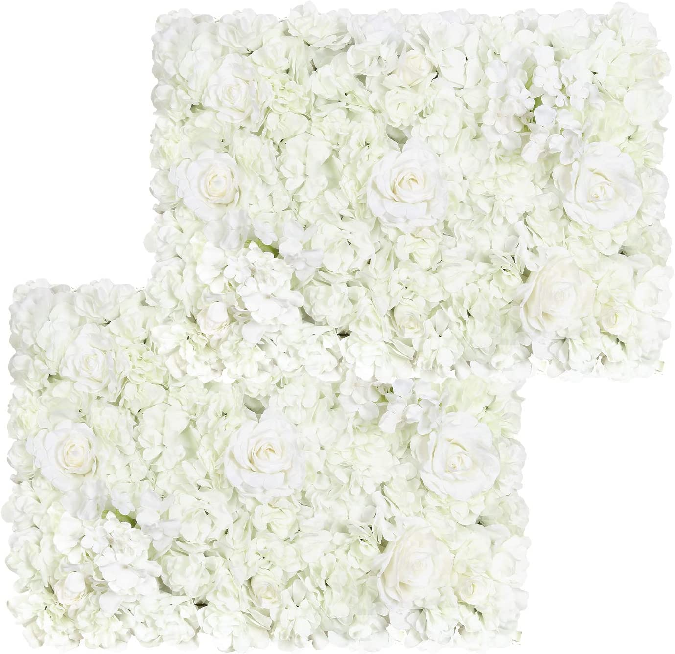 Pauwer Now free shipping Artificial Flower Wall In stock Panels 2 x 16 24