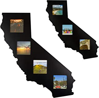 Best california shaped picture frame Reviews