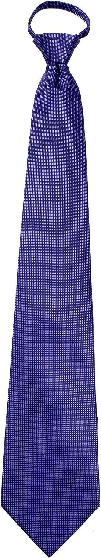 XL-ZIP-12712 - Men XL Necktie Spasm price Zipper LONG EXTRA Fashion