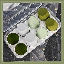 MIAOMIAO Nat en droog gebruik make-up poeder bladerdeeg spons set schoonheid accessoires hulpmiddelen cosmetische mengsel ...
