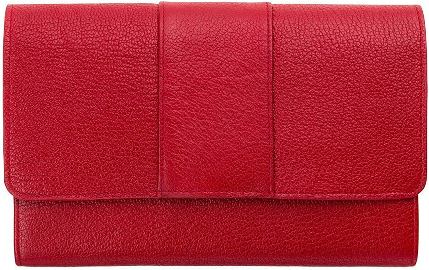 Status Anxiety Ida Wallet  Red