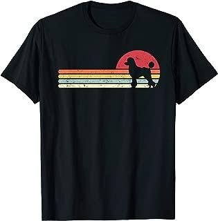 Poodle Shirt. Retro Style T-Shirt